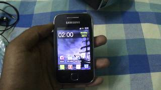 Download Samsung Galaxy Y (or Galaxy Young) Unboxing and Detailed Review (MODEL NO:S5360) Video