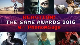 Download The Game Awards 2016 Reaction w/ PhenomSage! Video