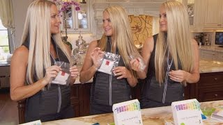 Download Investigation Puts Ancestry DNA Kits To The Test Among Sets Of Triplets Video