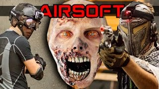 Download Airsoft Zombie Infection Game Video