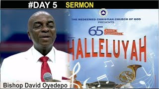 Download Bishop David Oyedepo Sermon @ RCCG 2017 HOLY GHOST CONVENTION SERVICE Video