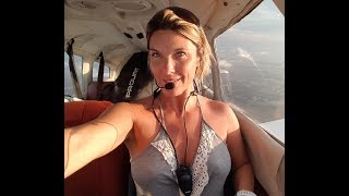 Download Gyrocopter Girl Flying in Florida Key West ATC & Audio 2017 05 Video