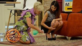 Download Praktična žena - Milica Dugalić - čišćenje zagorele šerpe alu folijom Video