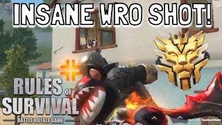 Download INSANE WRO SHOTS! // SOLO (17 KILLS) - Rules of Survival (Tagalog) Video