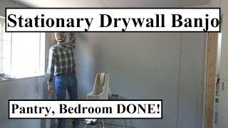 Download Tape - Texture Pantry, Bedroom, Bathroom (Stationary Drywall Banjo) Video