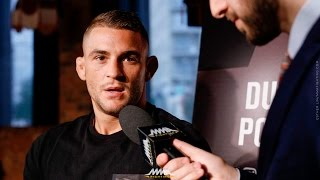 Download UFC 211: Dustin Poirier On Why He Recently Moved Back Home to Louisiana - MMA Fighting Video