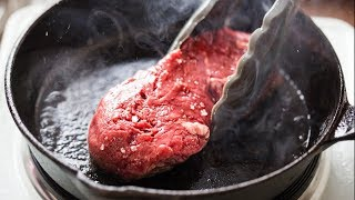 Download The Biggest Mistakes Everyone Makes When Cooking Steak Video