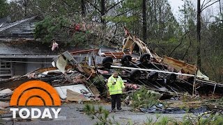 Download Deadly Tornadoes Leave Devastation Across 6 Southern States | TODAY Video