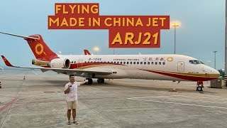Download Flying the Made in China Jet - ARJ21-700! Video