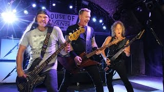 Download METALLICA - Whiskey in the Jar - Live from The House of Vans, London - 18 November 2016 Video
