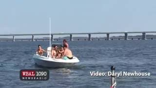 Download RAW VIDEO: Boaters Brawl On Choptank River In Maryland Video