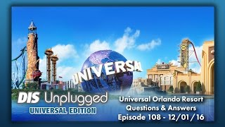 Download Questions & Answers | Universal Edition | 12/01/16 Video