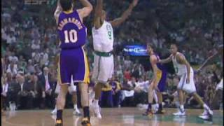 Download Top 10: Plays from the 2008 NBA Finals Video