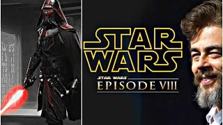 Download Star Wars Episode 8 The Last Jedi - Benicio Del Toro Villain Name & Details Revealed! (SPOILERS) Video