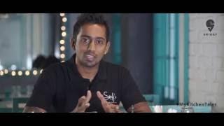 Download Meet Nikhil Hegde, Owner of India's Smallest Restaurant. Video