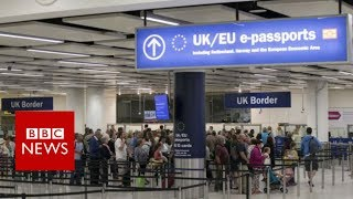 Download Brexit: UK-EU freedom of movement 'to end in March 2019'- BBC News Video