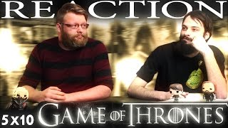 Download Game of Thrones 5x10 REACTION!! ″Mother's Mercy″ Video