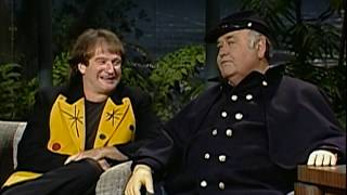 Download Robin Williams on Carson w/ Jonathan Winters 1991 Video