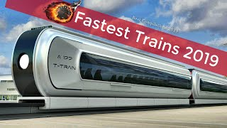 Download Top 10 Fastest High Speed Trains in the World 2019 Video