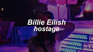 Download hostage // Billie Eilish (Lyrics) Video