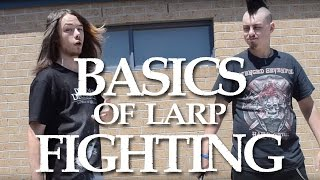Download Basics Of LARP Fighting!!! Video