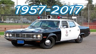 Download Greatest American Police Cars Throughout Auto History Video
