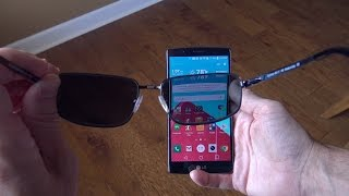 Download The Effects of Polarized Sunglasses on Smartphones! Video