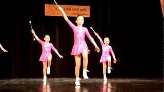 Download Napsugár Mazsorett Csoport 2012 Siófok KIKK - A tánc világnapja alkalmából Video