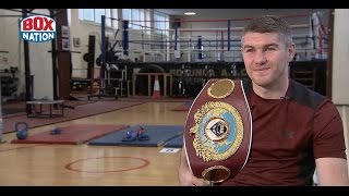 Download ″This is the chance I've been begging for!″ - Exclusive Liam Smith interview Video