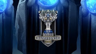Download 2018 World Championship Draw Show Video
