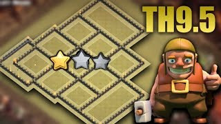 Download TH9.5 (TH10 No Inferno) War Base 2017 Anti 3 Star | Tested + Proof Replays | Clash Of Clans Video