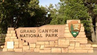 Download SOUTH RIM! GRAND CANYON NATIONAL PARK, ARIZONA. Video