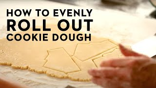 Download No-Fail Trick To Rolling Out Perfect Sugar Cookie Dough! Video