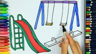 Pembe Etek Nasıl çizilir çocuklar Için Eğlenceli Boyama çizelim