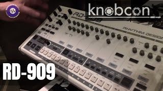 Download Knobcon 2018: Behringer RD-909 First look Video