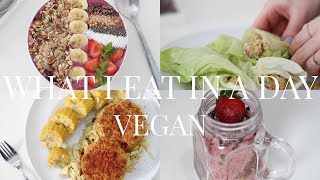 Download What I Eat in a Day #8 (Vegan/Plant-based)   JessBeautician Video