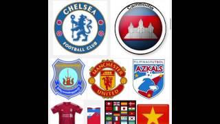 Download របៀបដាក់អាវ&LOGOកម្ពុជាគ្រប់ក្រុមលើDream league scocer16 Video
