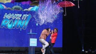Download Ellen Makes It Rain Cash for One Lucky Fan Video