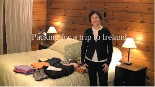 Download What to Pack for a Trip to Ireland Video