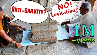 Download How does the Hanging Pillar of India work? Anti-gravity? Levitation? Video