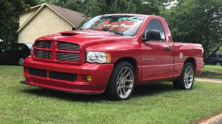 Download Motorweek 2004 Dodge Ram SRT-10 Review Video