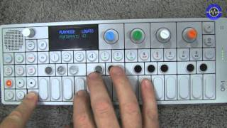 Download Teenage Engineering OP-1 Full Review Video
