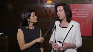 Download Olen Cosmetics Founder & CEO Majda Ficko @ Bayer G4A Launch NYC | WTF Health Video