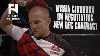 Download Misha Cirkunov on UFC Contract Negotiations: I Had Offers from Russia For 'High Levels of Money' Video