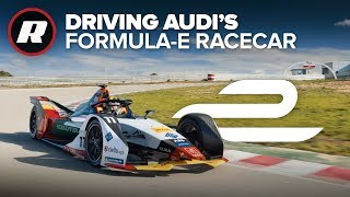 Download Driving Audi's 2019 Formula E car | Behind the wheel Video