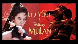 Download Disney's Mulan Live-Action Cast: Liu Yifei Video