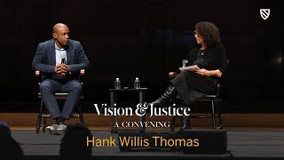 Download Hank Willis Thomas Interview | Vision & Justice || Radcliffe Institute Video