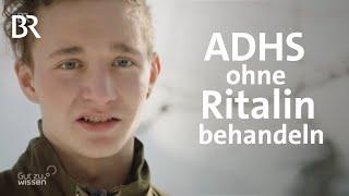Download Zu viel Ritalin: Falsche ADHS-Diagnosen mit Gehirnströmen erkennen | Gut zu wissen | BR Video