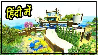 Download GTA 5 Rich Life - Don Villes Villa Castle | Hitesh KS Video