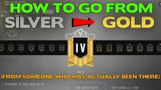 Download Rainbow Six Siege Tips || How to Rank Up from Silver to Gold Video
